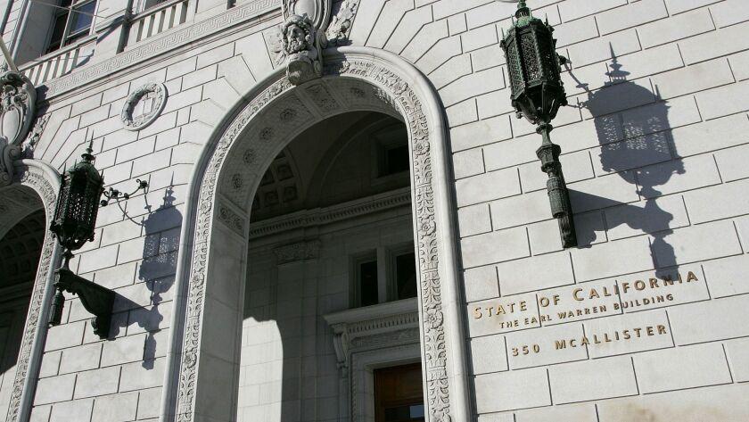 California Supreme Court in San Francisco