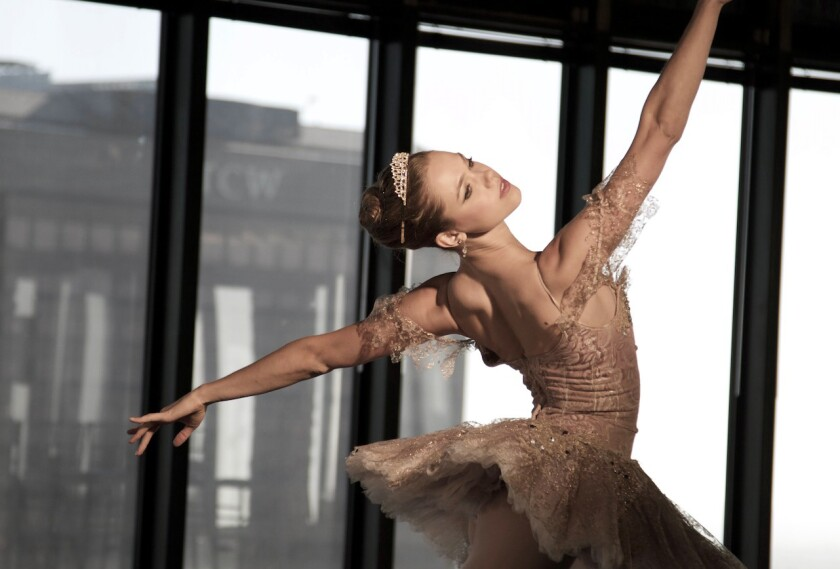 "American Contemporary Ballet's ""The Nutcracker Suite"""