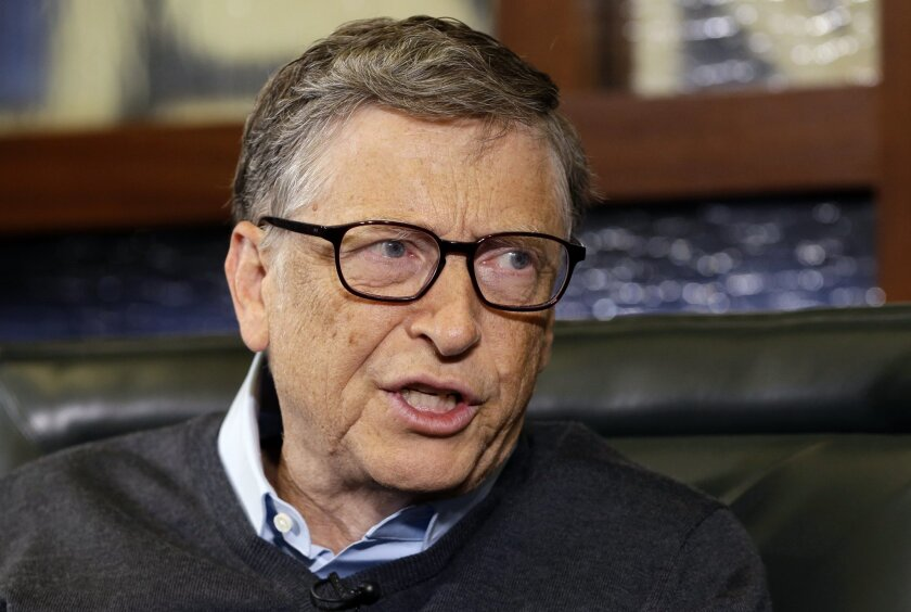 Microsoft co-founder Bill Gates is stepping down as a director of the company he started.