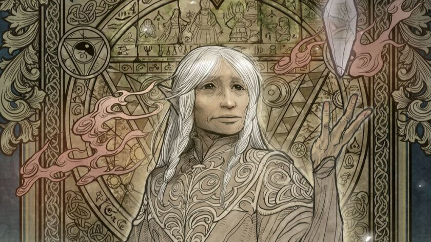 'The Power of the Dark Crystal'