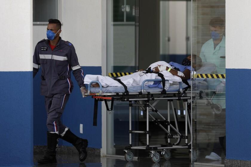 Brazil's Coronavirus Death Toll Tops 250,000