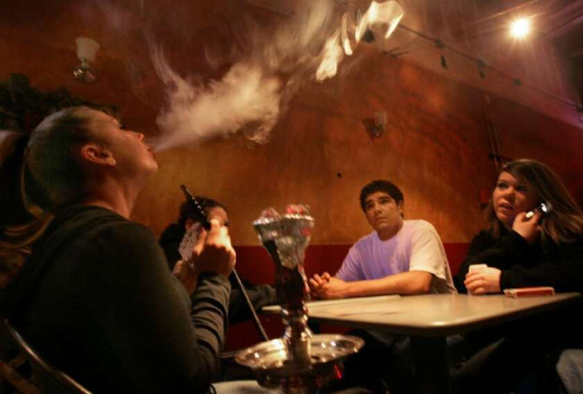 Hookahs and other non-traditional forms of tobacco helped drive up tobacco use among middle and high school students in 2012, despite declines in cigarette smoking, according to the CDC.