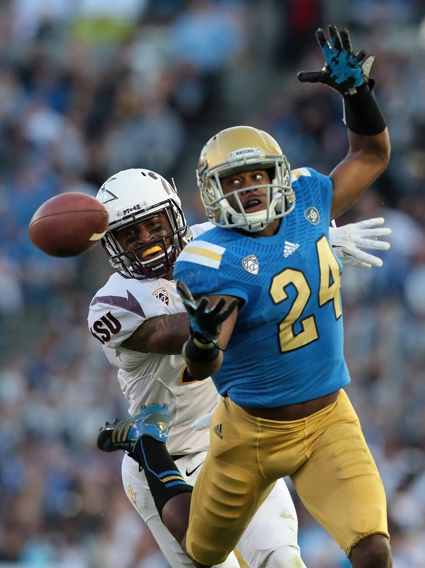 UCLA football: Ishmael Adams may be the new Jack in the city