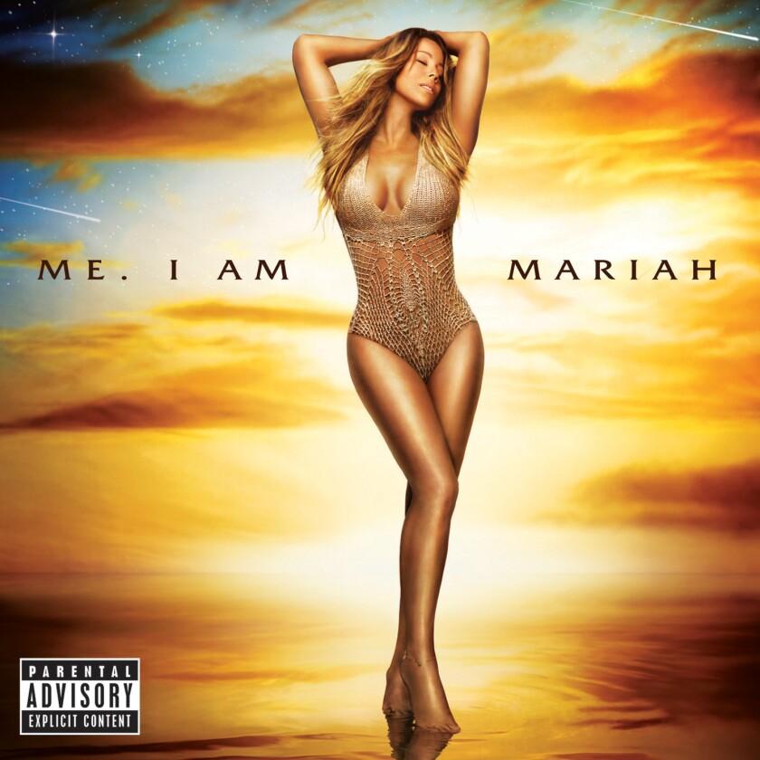 """""""Me. I Am Mariah… The Elusive Chanteuse"""" by Mariah Carey."""