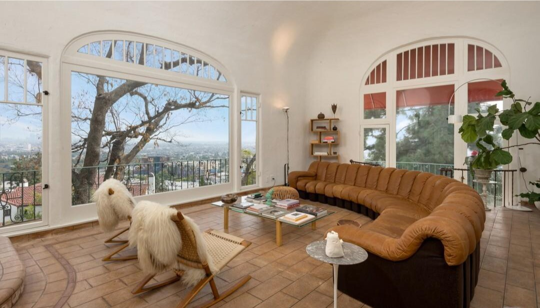 John Gilbert Getty's architectural estate | Hot Property