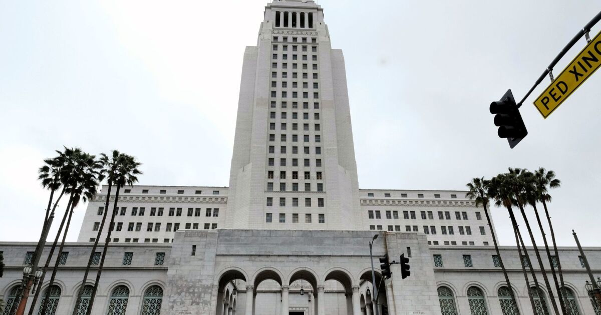 L.A., city unions strike tentative deal to delay raises, avoid layoffs and furloughs
