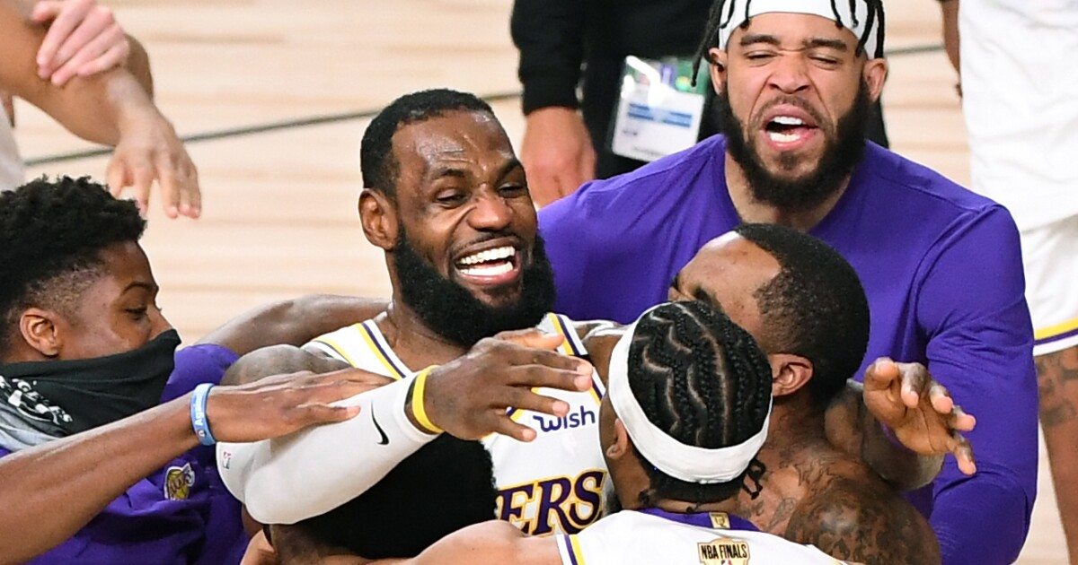 LeBron James and Lakers defeat Heat in NBA Finals to capture record-tying 17th title