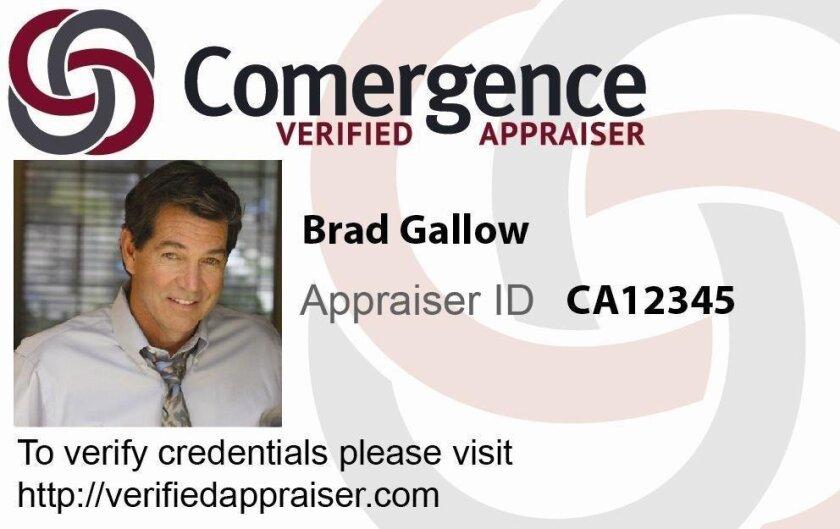 A Comergence ID card