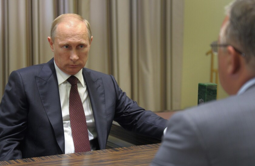 Russian President Vladimir Putin wants Kiev's government to be compliant with Russian interests and demands, to not drift too far from Moscow economically or politically.