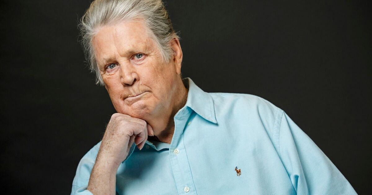 Brian Wilson disavows Beach Boys performance at hunting convention featuring Donald Trump Jr.