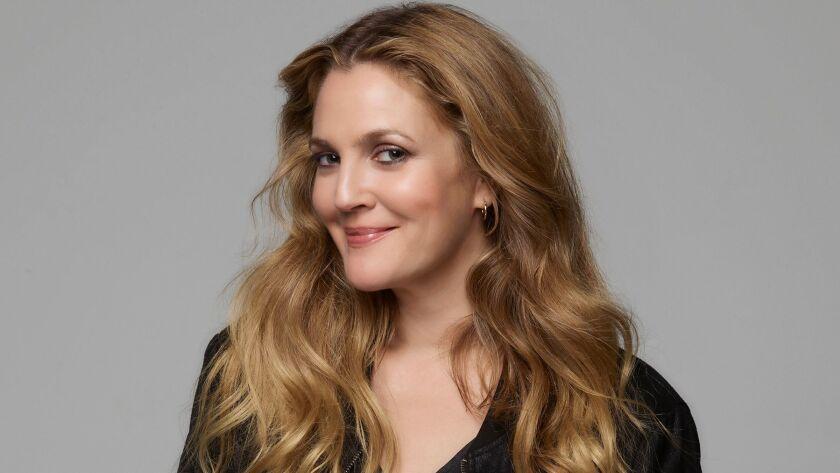 "Drew Barrymore stars in the new Netflix series ""Santa Clarita Diet."""