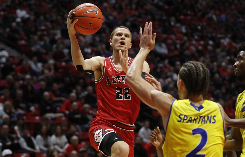 A big reason the Aztecs had a good chance to win the NCAA Tournament is they had a go-to guy in All-American Malachi Flynn.