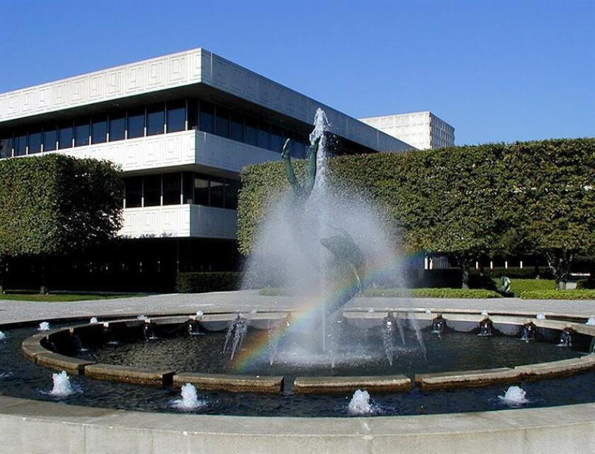 Imagen de la sede corporativa de la compañía PepsiCo. EFE/Archivo