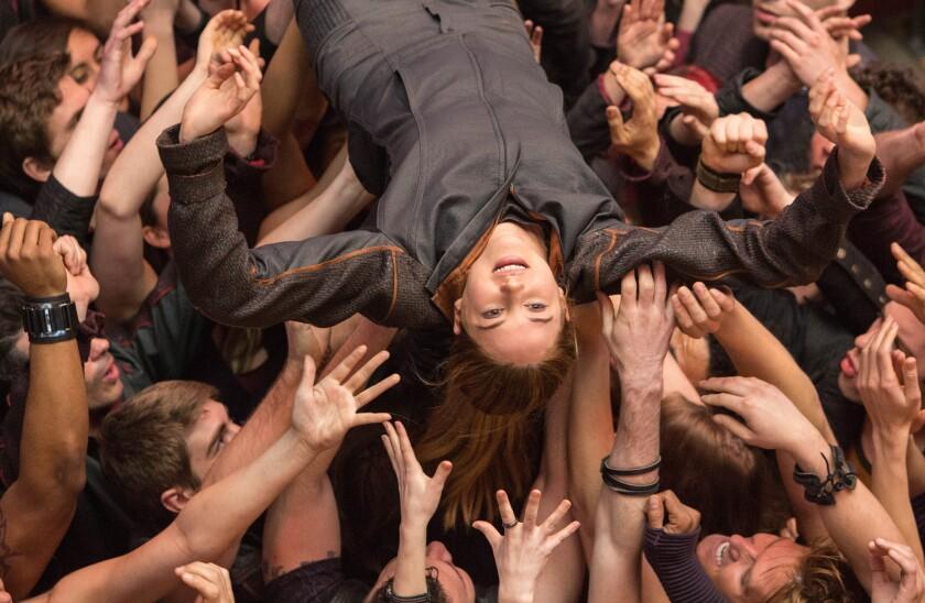 """Shailene Woodley in """"Divergent"""""""