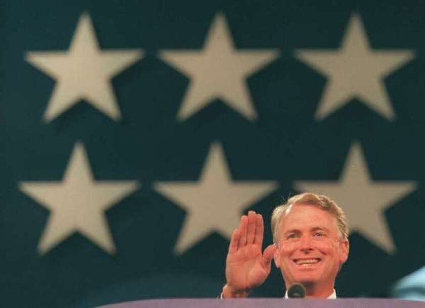 Speaking of Dan Quayle and 'Murphy Brown' ... [Blowback]