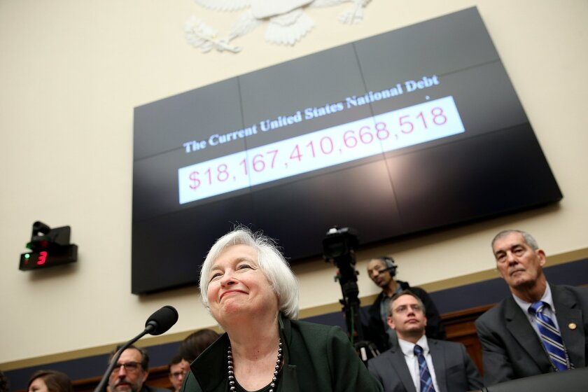 Federal Reserve Chairwoman Janet Yellen testifies on economy