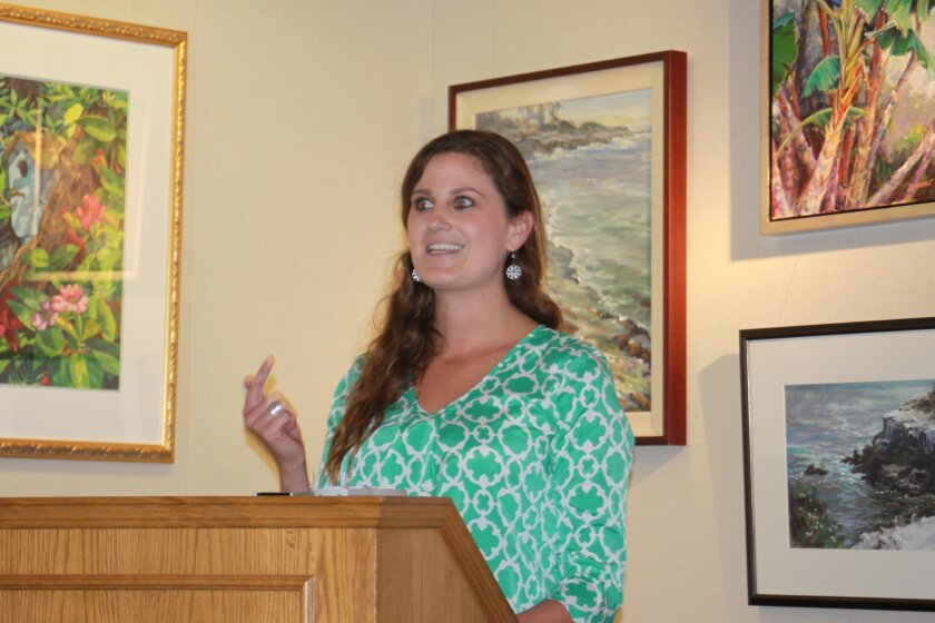 Outside the Lens program coordinator Lucy Eagleson