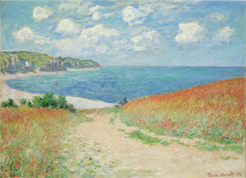 Love Monet? Five U S  museum shows will feature the French