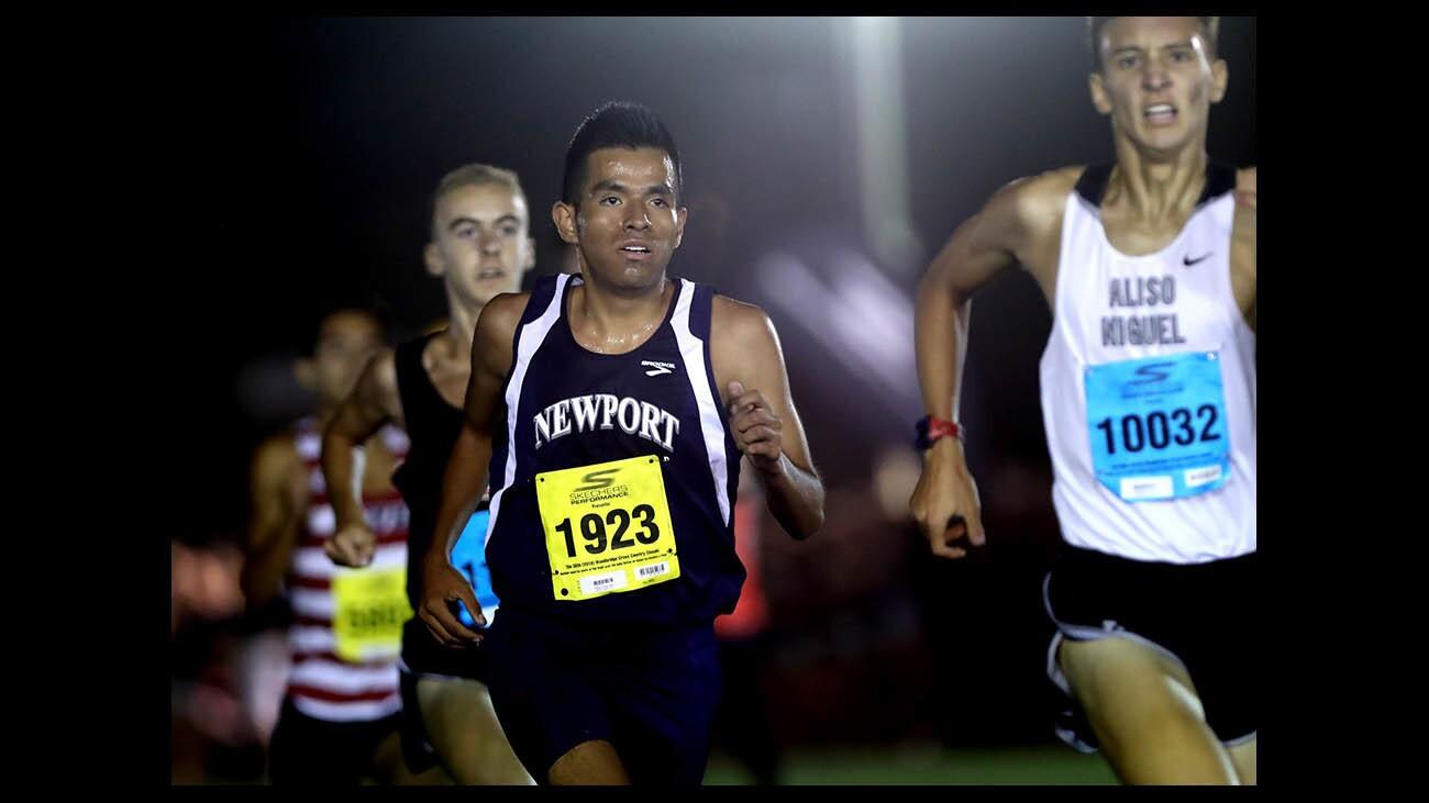 Photo Gallery: Locals run in Woodbridge Invitational