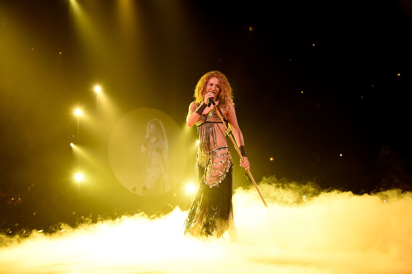 Shakira Kicks Off The North American Leg Of Her El Dorado World Tour In Chicago At The United Center