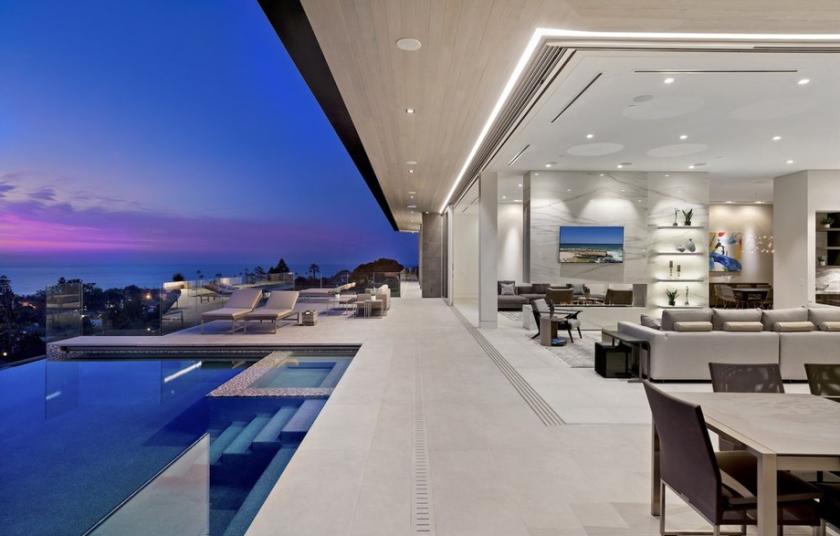 Westway home in La Jolla, a Murfey Company project.