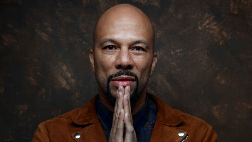 PARK CITY,UTAH --SUNDAY, JANUARY 21, 2018-- Actor and American Hip-hop musician Common, from the fil