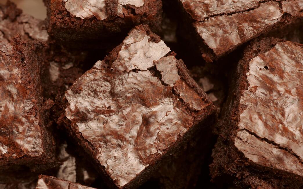 Double Chocolate Fudgy Walnut Brownies