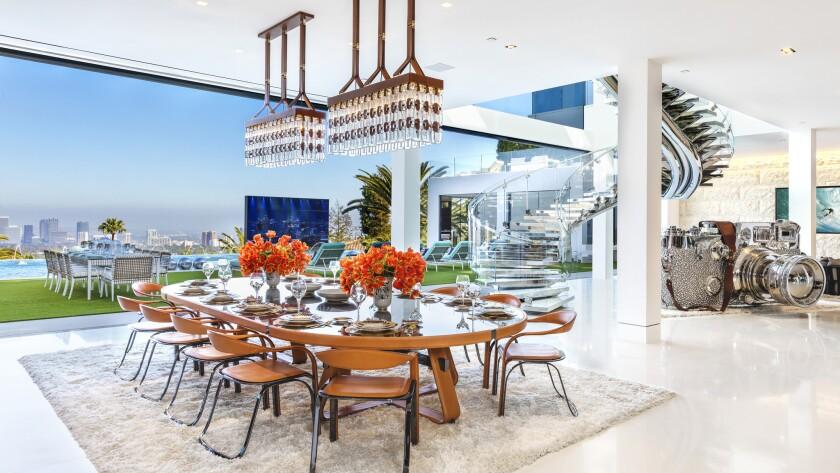 Hot Property | Bruce Makowsky's mega-spec house