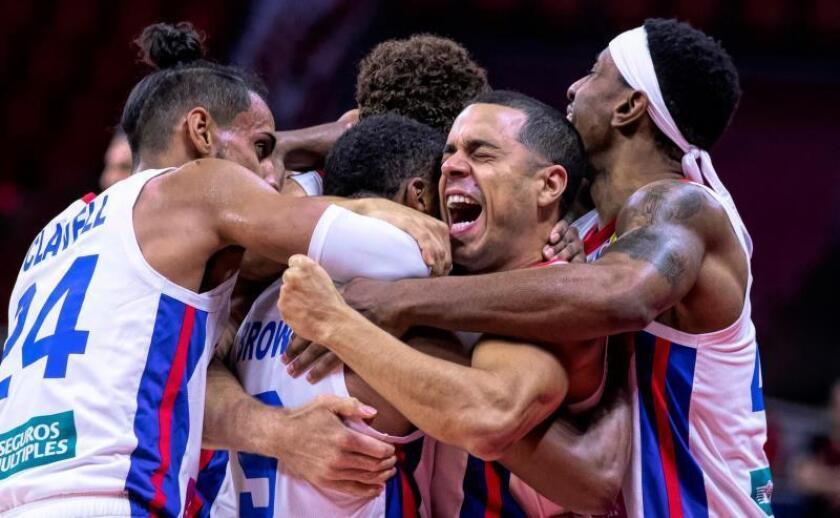 67-64. Puerto Rico cumple su sueño tras 17 años de espera