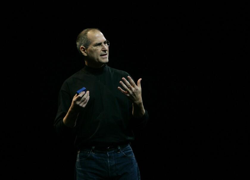 Steve Jobs movie plans