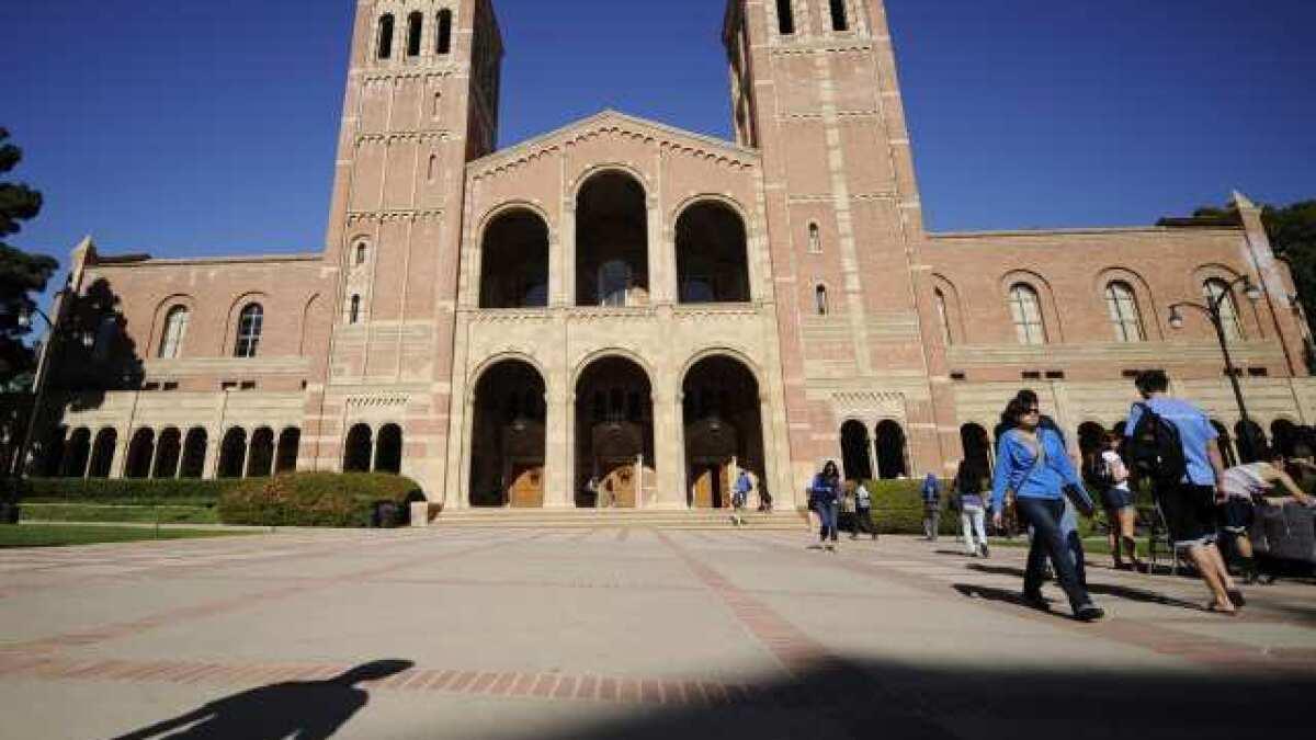University of California Los Angeles Ncaa Collegiate 3 Inch Round Magnet
