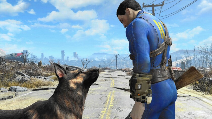 OK, 'Fallout 4' is amazing to explore. But is it really worth all the work?