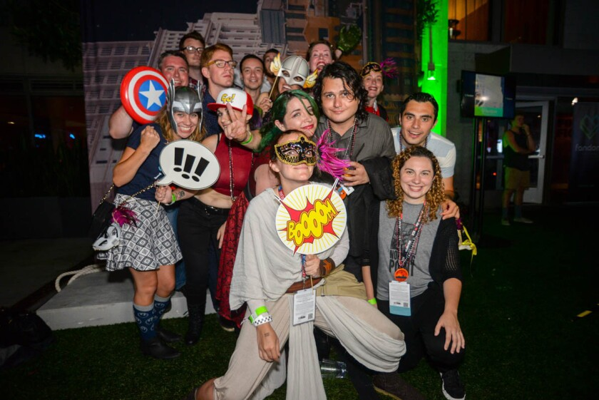 Fandom Powered By Wikia/Mafia III Comic-Con Party