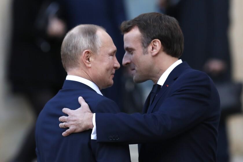 Virus Outbreak Russia Putin's Plans