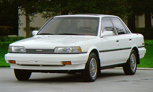 NICB's top 10 most stolen cars in the U.S. for 2006
