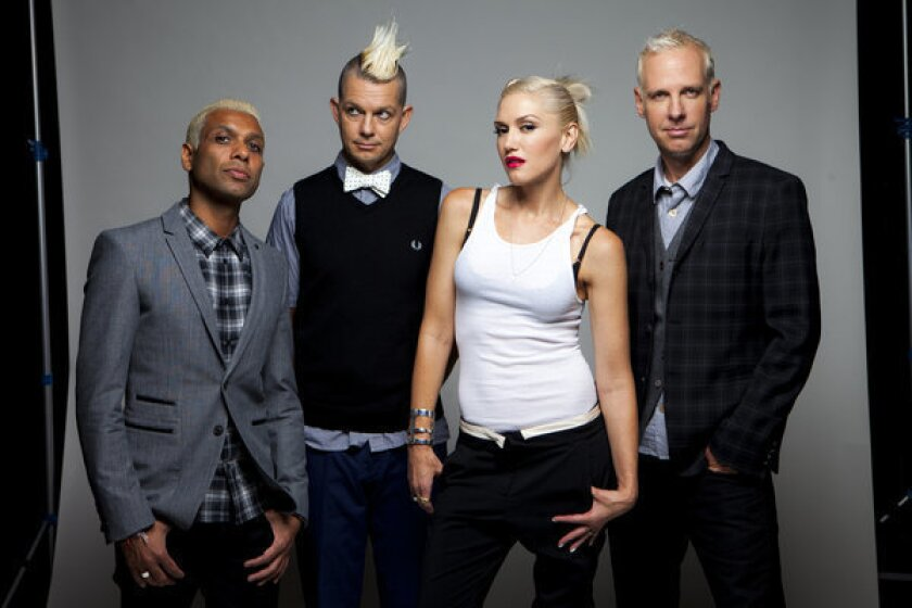 No Doubt to play six shows at Gibson Amphitheatre Nov. 24-Dec. 4