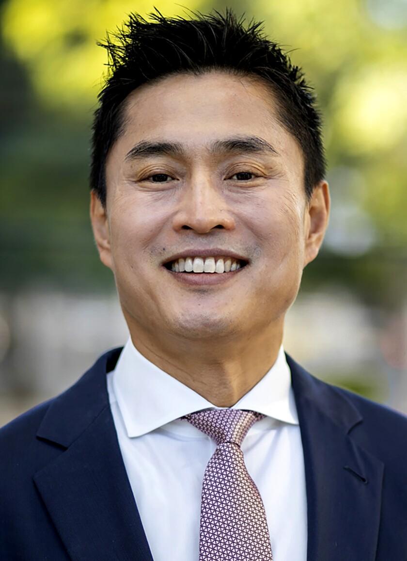 CalPERS' Ben Meng