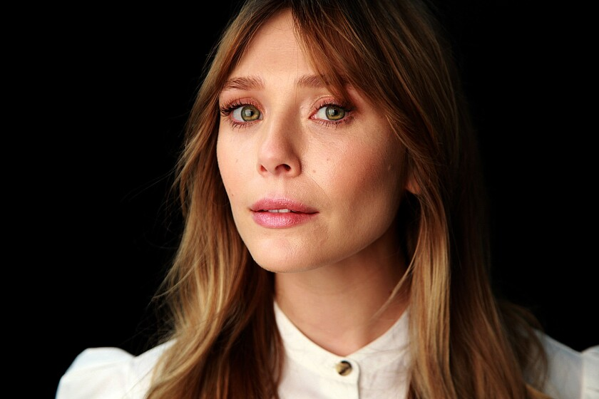 Elizabeth Olsen star in SORRY FOR YOUR LOSS, a drama from Facebook.