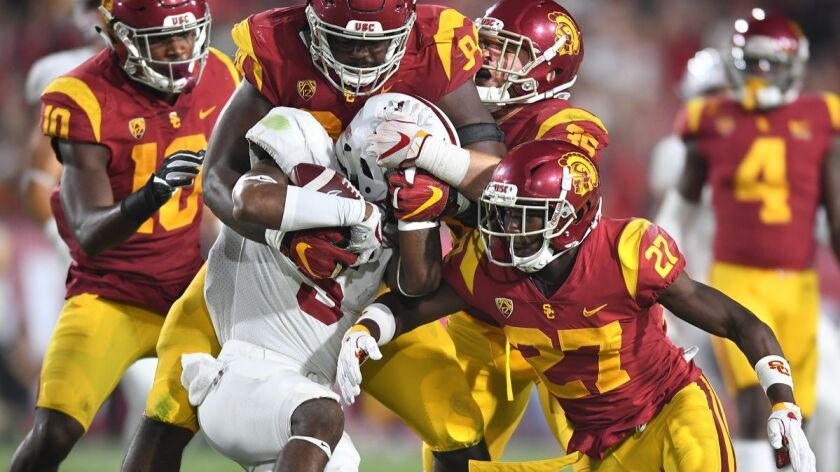 USC-Stanford is an early-season litmus test for two Pac-12