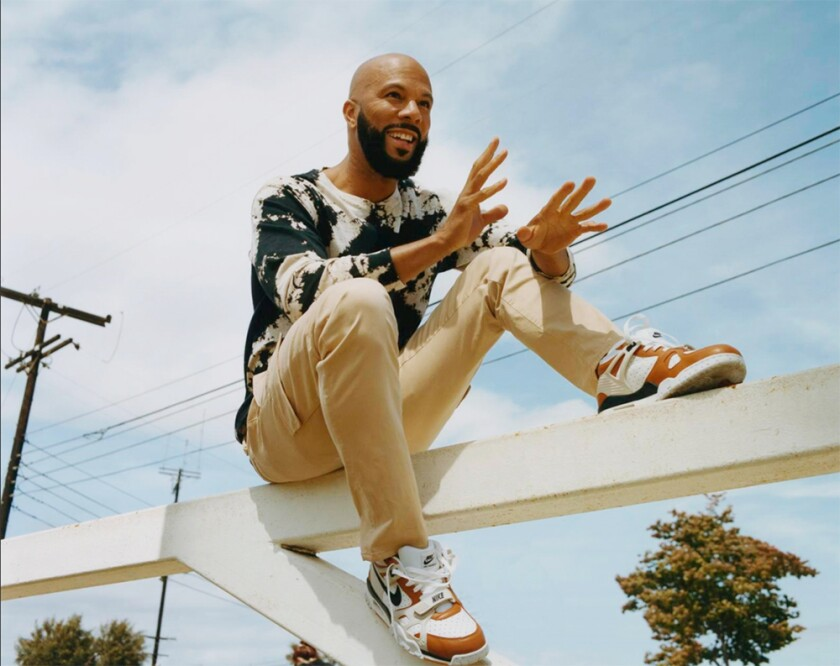 Common has won an Oscar, a Golden Globe and three Grammy Awards, but his performance in San Diego on Sunday, July 28, will be a decidedly uncommon one. He's performing with the San Diego Symphony.