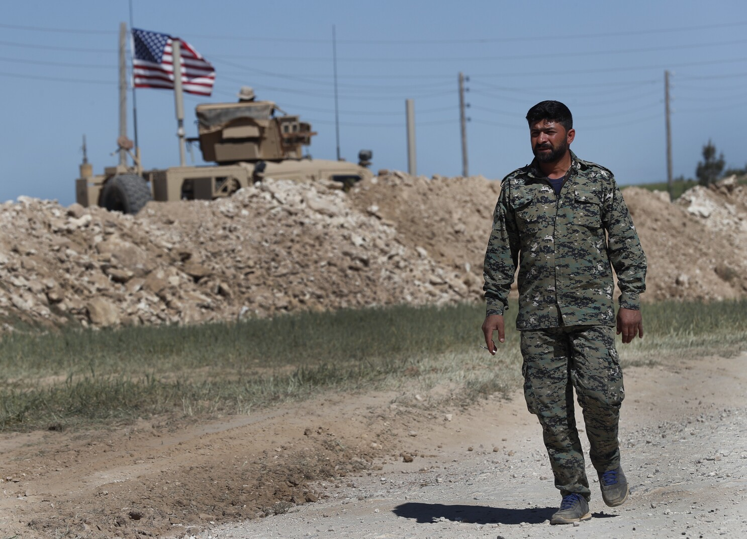 Readers React: Trump's military loss in Syria may be his most lasting legacy