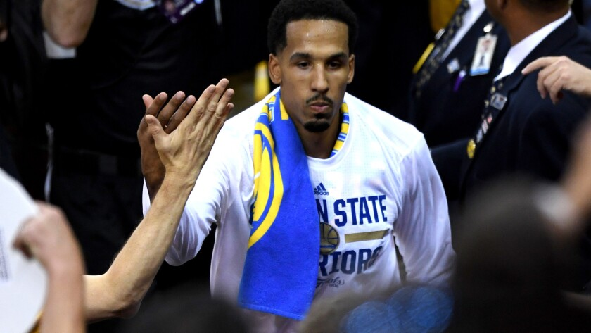 Shaun Livingston is a former guard for the Warriors and the Clippers.