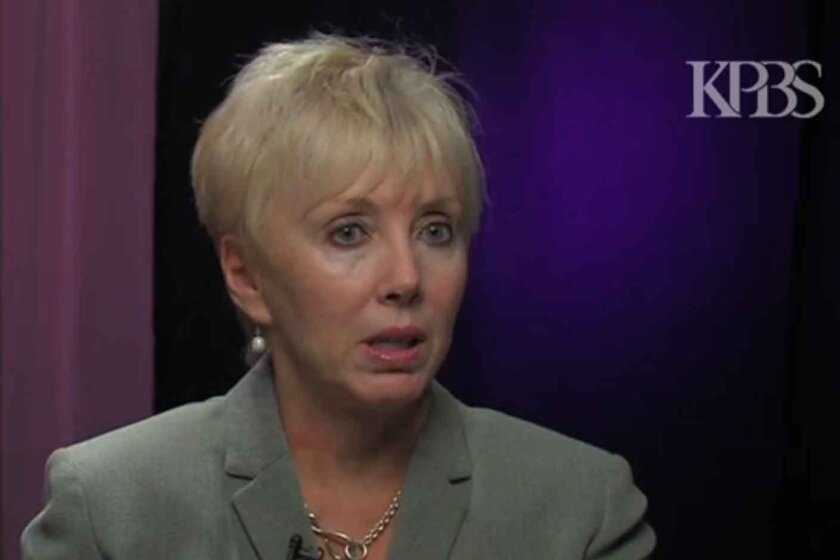 Lisa Curtin said San Diego Mayor Bob Filner made an unwanted sexual advance on her in 2011.