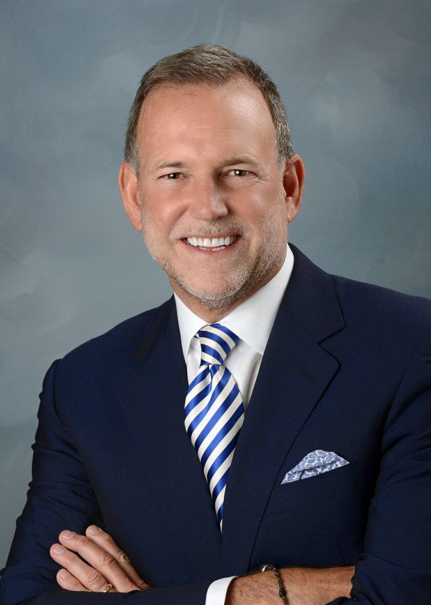 Don Jones, Cadence Travel executive vice-president of sales & marketing