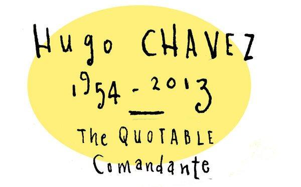 The quotable comandante