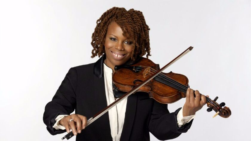 Regina Carter soars whether playing jazz, blues, classical, African music or a Jimi Hendrix chestnut
