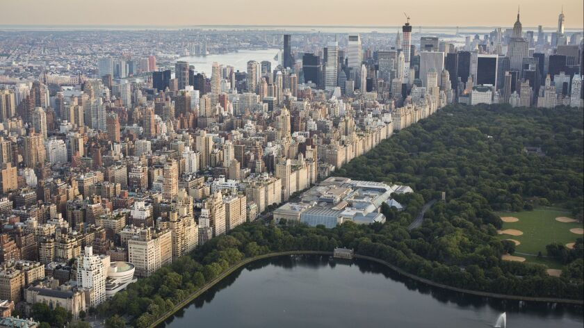Manhattan's Upper East Side, with Central Park on the right. Some developers are trying to sell homes by offering to pay transfer or mansion taxes or provide such perks as a year of free butler or car service.