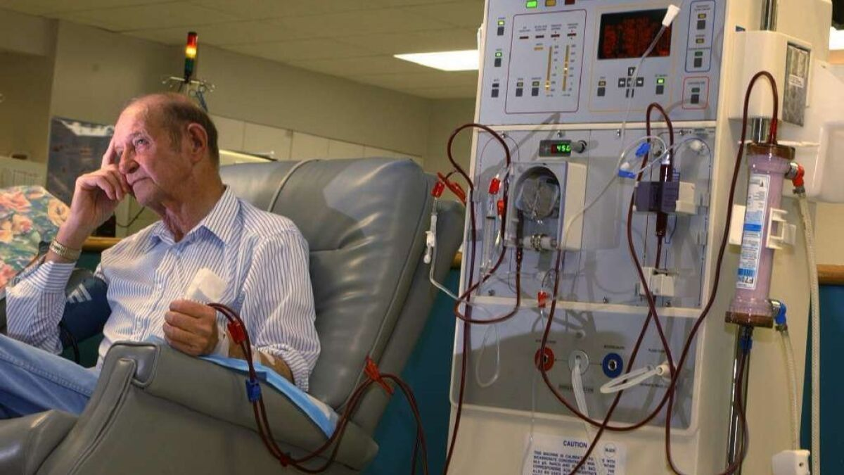 Commentary: Why Prop 8 jeopardizes dialysis patients' lives
