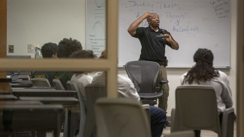 California probation chiefs brace for changes to the