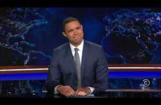 Trevor Noah's got that accent, those dimples - and the ratings for 'The Daily Show'